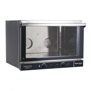 Forno a Convezione Manuale NERONE600-3 - N° 3 Teglie Cm. 60 x 40 - Panetteria