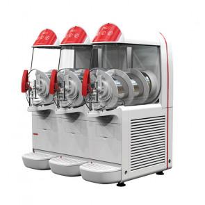 Granitore Sorbettiera NGEASY103 - 3 Vasche 10 + 10 + 10 Litri