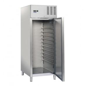 Armadio Refrigerato PA800-TN - Teglie Euronorm Cm 60 x 40 - Capacità Lt 800 - Temp +2° +8° C