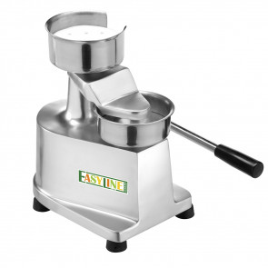 Pressamburger Hamburgatrice ECO Manuale ø 130 mm