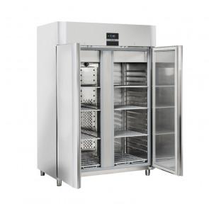 Armadio Congelatore Ventilato Porta Doppia QN14 -18° -22°C GN 2/1