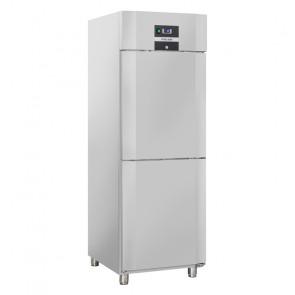 Armadio Refrigerato Ventilato QRM7 con Porta Singola Doppia Anta -2° +8°C GN 2/1
