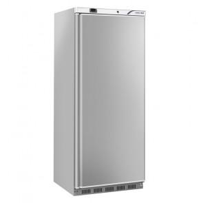 Armadio Refrigerato QRX600 in Inox e ABS - Termostato Digitale - Sbrinamento Automatico - Capacità Lt 600