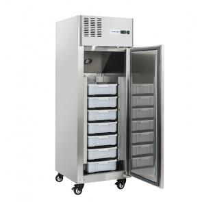 Armadio Refrigerato Statico QRX688FH per Pesce -7° +2°C
