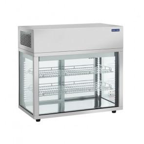 Vetrina Refrigerata Ventilata per Self-Service - Capacità Lt 101