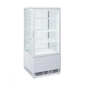 Espositore Refrigerato Verticale RC78W - Capacità Lt 78 - Temp +4° +12° C