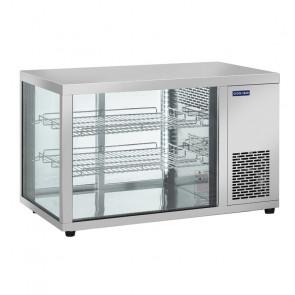 Vetrina Refrigerata Ventilata per Self-Service - Capacità Lt 128