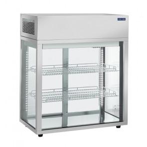 Vetrina Refrigerata Ventilata per Self-Service - Capacità Lt 177