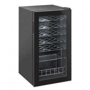 Cantinetta Refrigerata per Vini RCS88B +4° +18° C - Capacità Lt 90