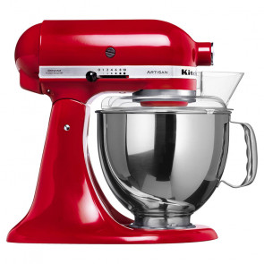 Robot KitchenAid Artisan Rosso Imperiale 4,83 Lt