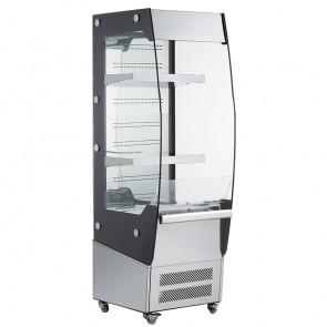 Espositore Refrigerato Murale - Dimensioni: Cm. 67,4 x 49,4 x 145 h - Capacità Lt 180