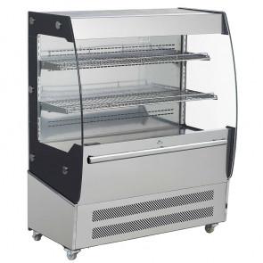 Espositore Refrigerato Murale - Dimensioni: Cm. 100 x 55 x 125 h - Capacità Lt 200