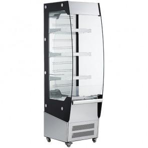 Espositore Refrigerato Murale - Dimensioni: Cm. 67,4 x 49,4 x 174,2 h - Capacità Lt 220