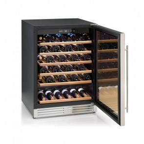 Cantinetta Refrigerata per Vini Salento Lt 150 - Capacità 51 Bottiglie - Temperatura +5° +22° C