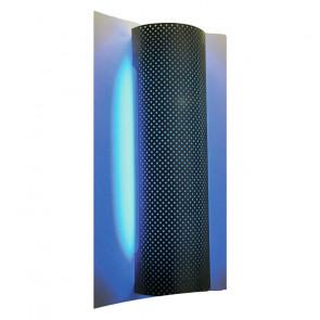 Elettroinsetticida Verticale a Lampade UV-A - Montaggio a Muro