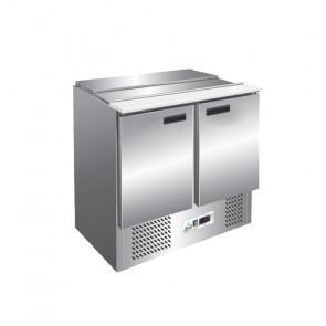 Saladette Refrigerata per Insalate SEC900  +2° +8° C