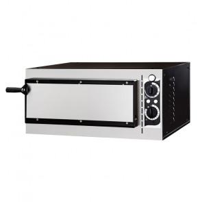 Forno Pizza Elettrico Small Basic - 1 Camera - N° 1 Pizza Ø Cm 32