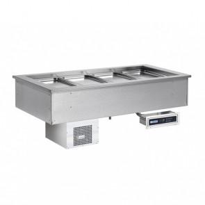 Drop In Soul Plus GREEN - Vasche Refrigerate Statiche - Gruppo Motore Incorporato