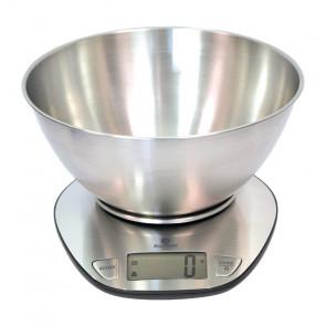 Bilancia da Cucina STEEL KS - Portata Kg 5