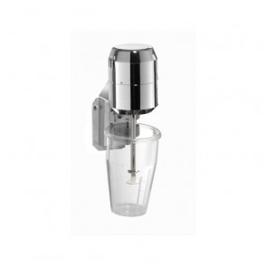 Frullino da Muro Singolo T1 - Bicchiere Plexiglass o Inox