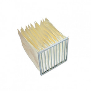 Filtri a Tasche Flosce per Centrali di Deodorizzazione