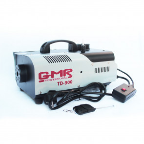Sistema erogazione di NEBBIA IGENIZZANTE + radiocomando 900 W - ideale per sanificazione fino a 300 m3 - Uso professionale