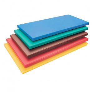 Tagliere in Polietilene Colorato - Cm 50 x 30