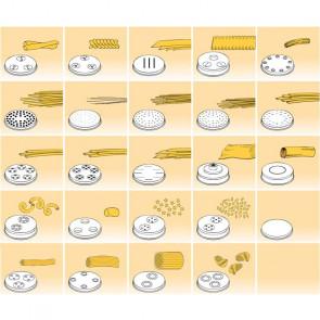 Trafile in Bronzo per Macchina Pasta MPF 2,5
