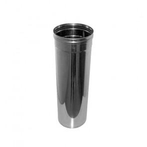 Tubo Tondo in Acciaio Inox 304 - Lunghezza Cm 50