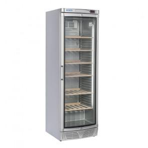 Cantinetta Refrigerata per Vini TWN400 +7° +18° C - Capacità Lt 350 - Nero o Argento