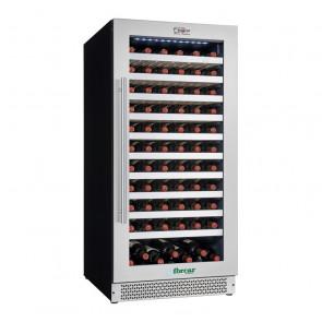 Cantinetta per Vini Ventilata ENOLO VI120S - Temp +5° +18°C - Capacità Lt 270