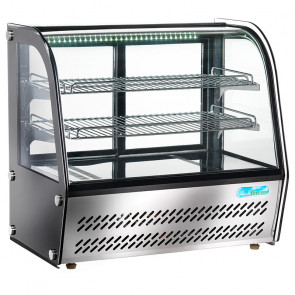 Vetrina Refrigerata Bar da Banco VPR100