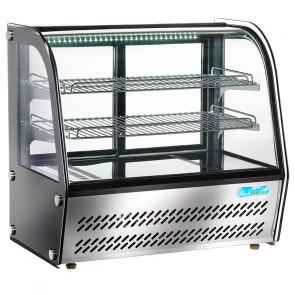 Vetrina Refrigerata 120lt VPR120
