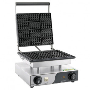Macchina per Waffle e Gaufres WM15
