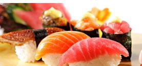 Vetrine Sushi
